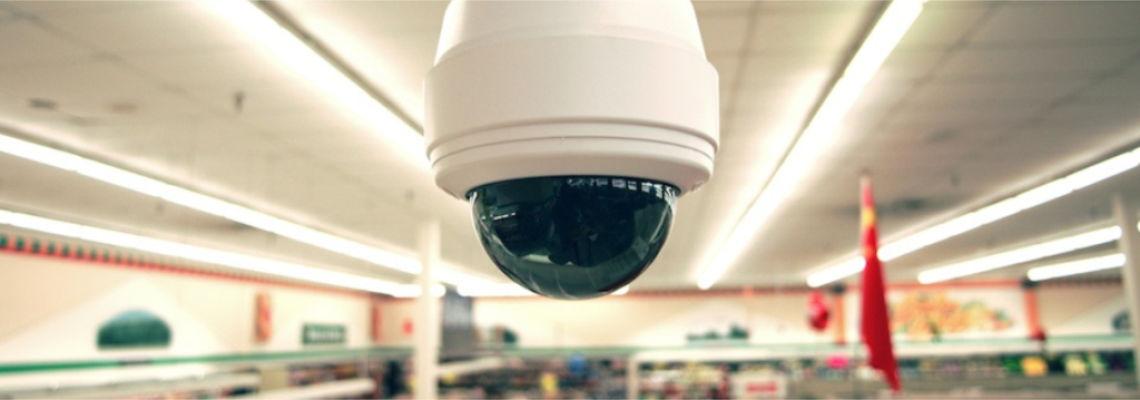 Видеонаблюдения в розничной торговле